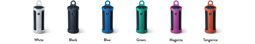 Amazon Tap Sling Colors