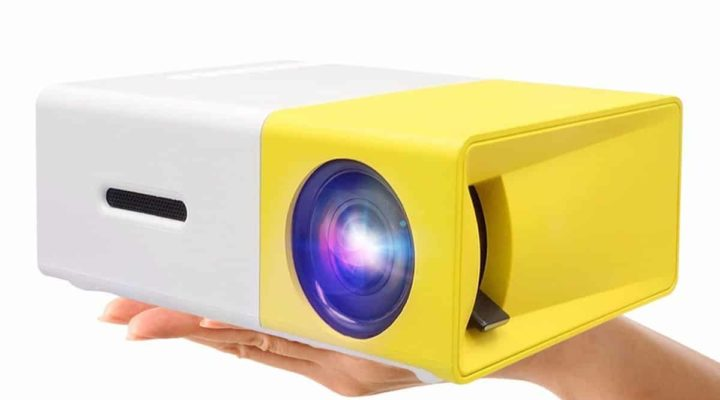 Elegiant Mini Projector - Best Mini Projector of 2017