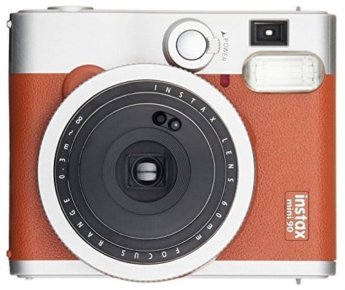 Fujifilm Mini 90 - Best Instant Camera
