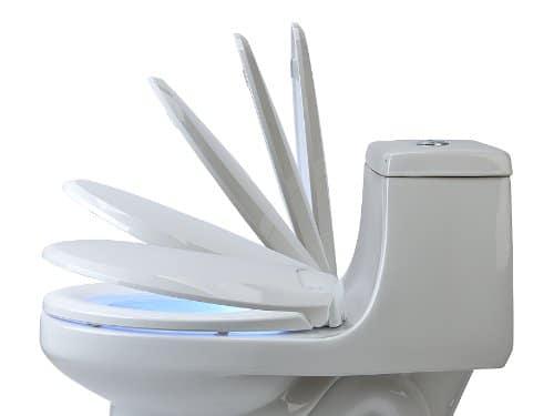Luma Warm Heated Toilet Seat - Best Heated Toilet Seat