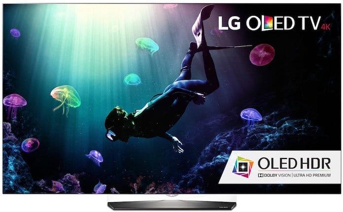 LG oled65b6p - Best OLED TV