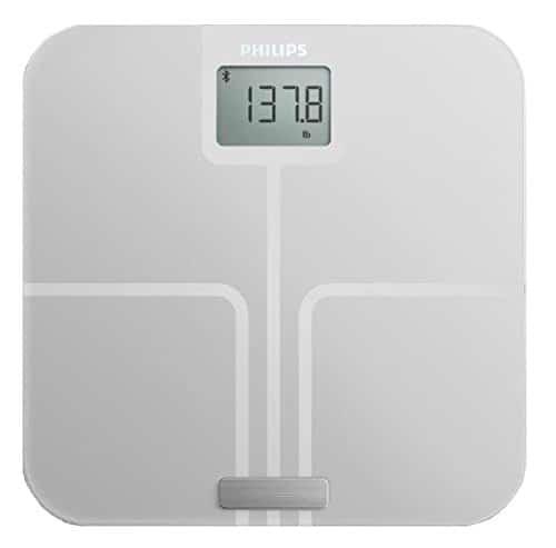 Philips Connected Body Analysis Weight Scale