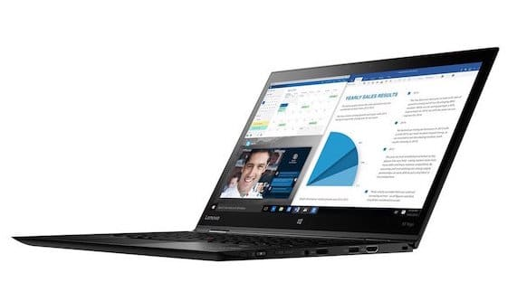 Lenovo ThinkPad Yoga X1 OLED Laptop