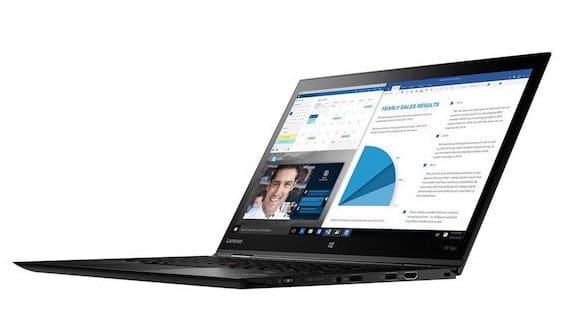 Lenovo ThinkPad Yoga X1 OLED Laptop
