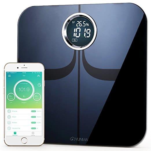 Yunmai Premium Bluetooth Smart Body Fat Scale & Body Composition Monitor