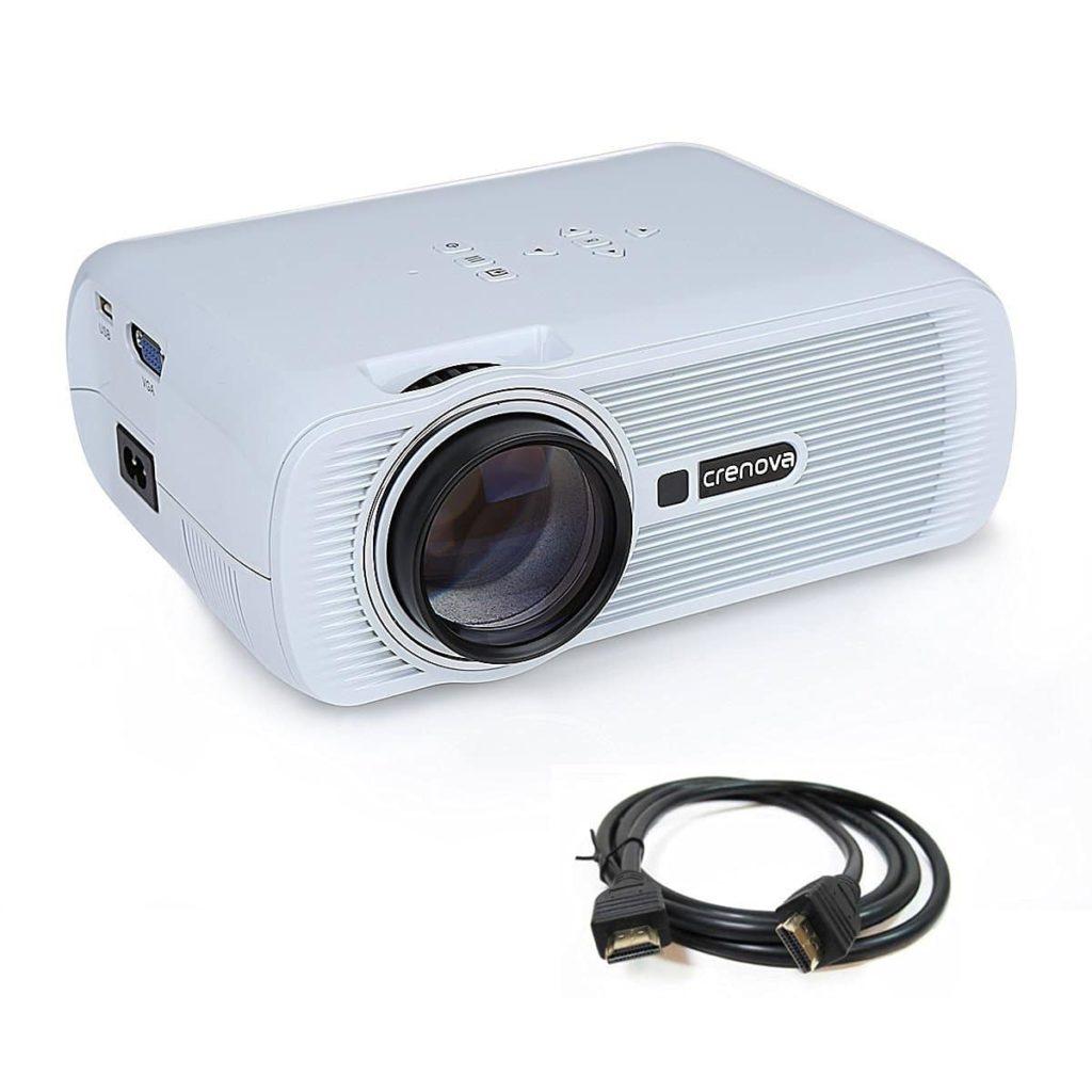 Crenova Mini Projector - Best Mini Projector of 2017
