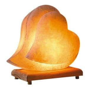 Himalayan Salt Lamp Shaped Rock - Himalayan Salt Lamp