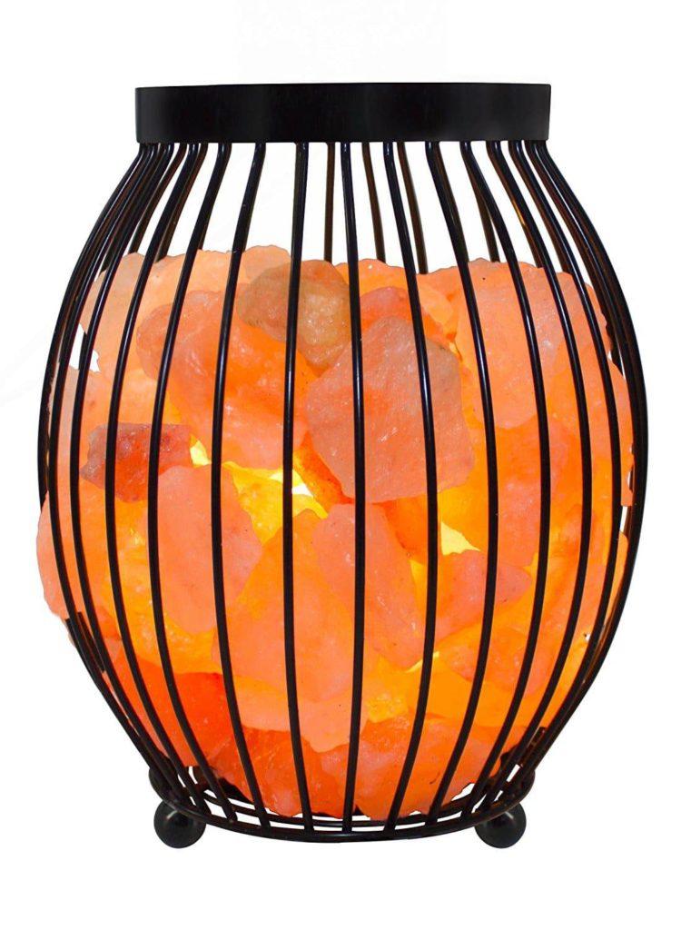 WB Himalayan Glow Natural Salt Lamp Salt Chunks - Himalayan Salt Lamp