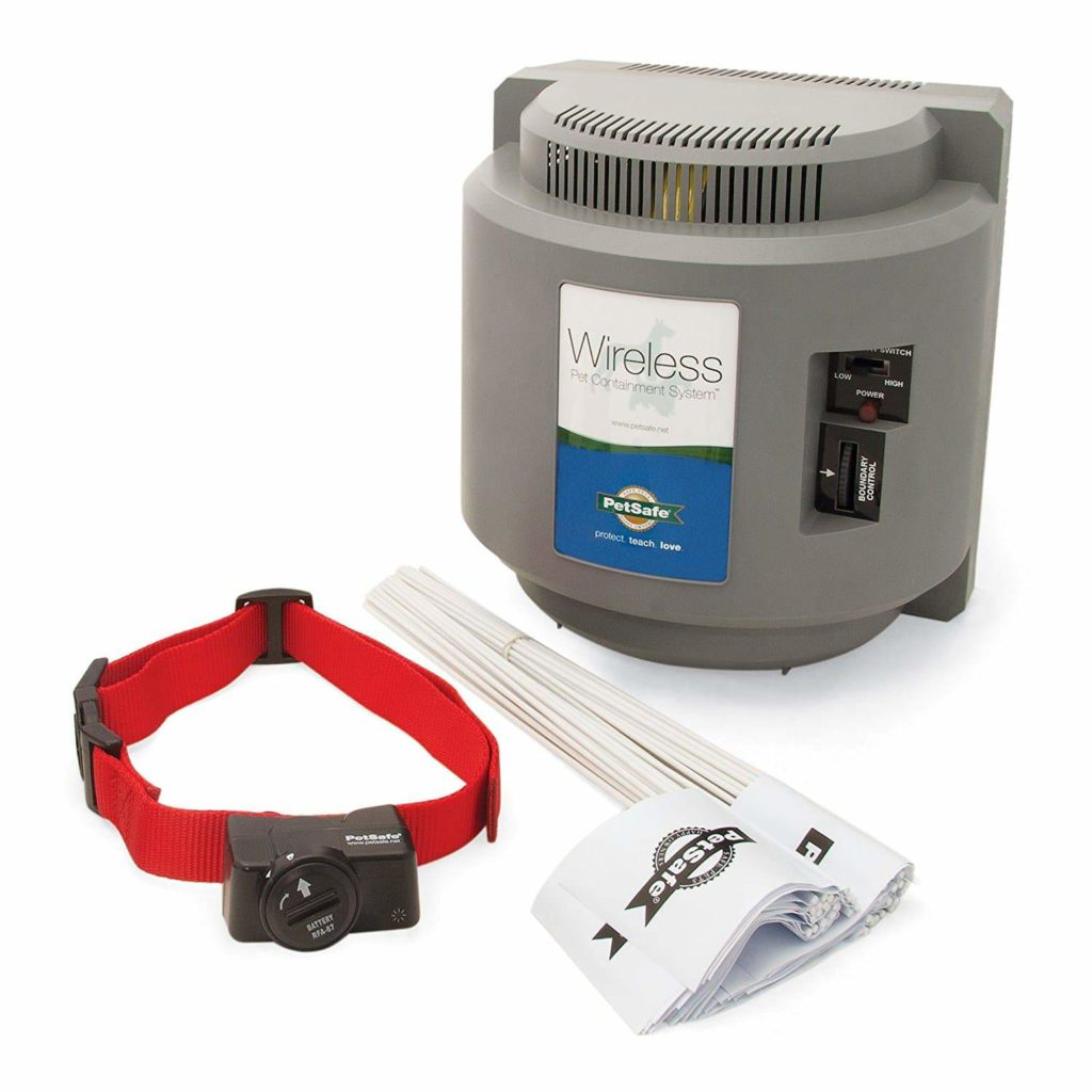 PetSafe Wireless Pet Containment System - Wireless Dog Fence