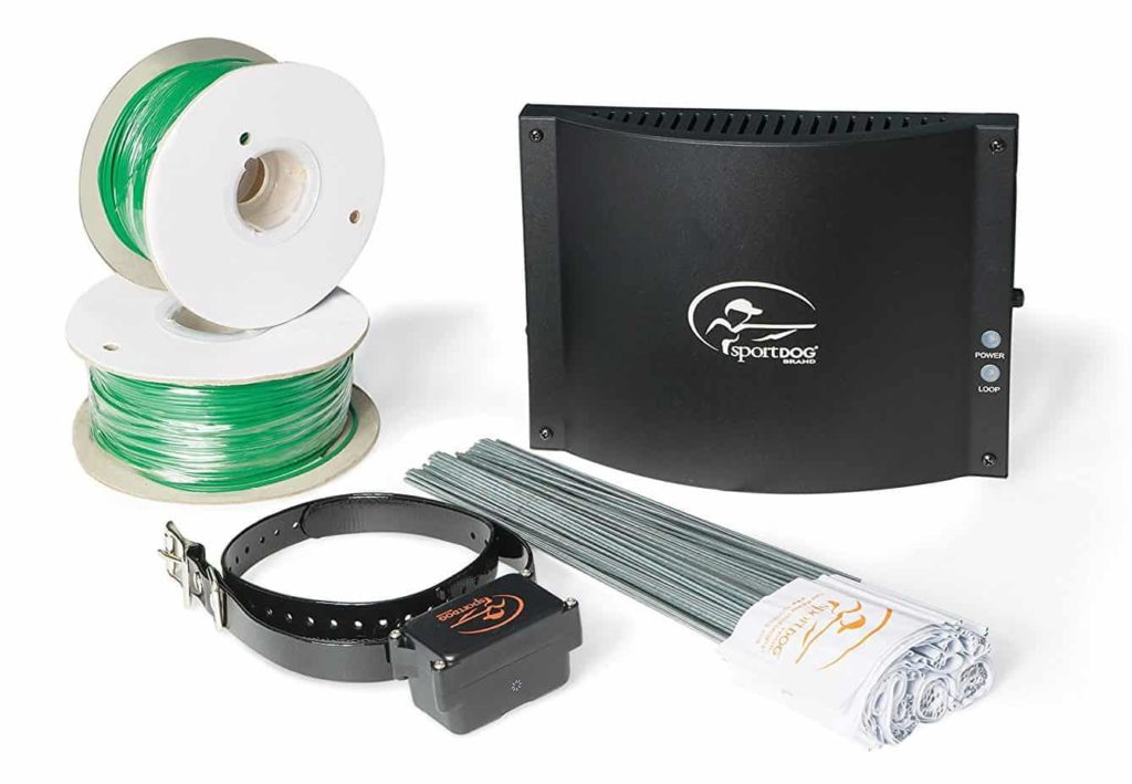 SportDOG Brand In-Ground Fence System - Wireless Dog Fence