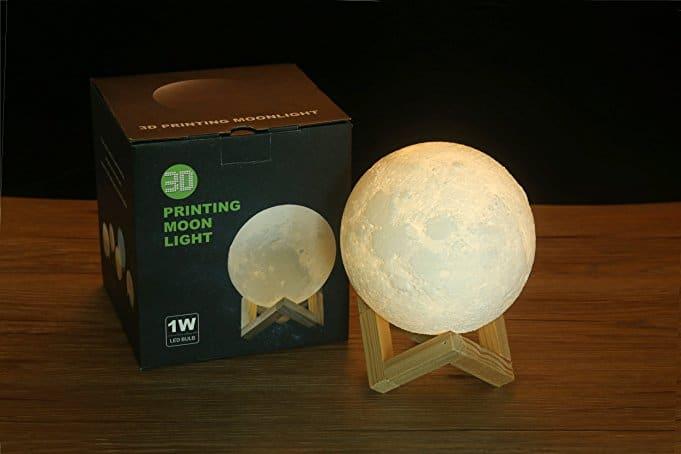 Gahaya Moon Lamp