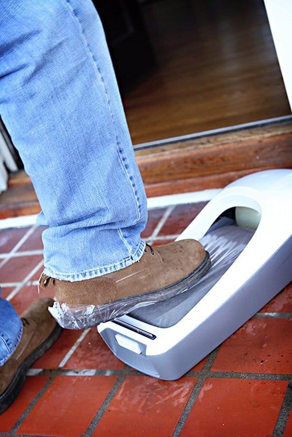 Best Shoe Cover Dispenser