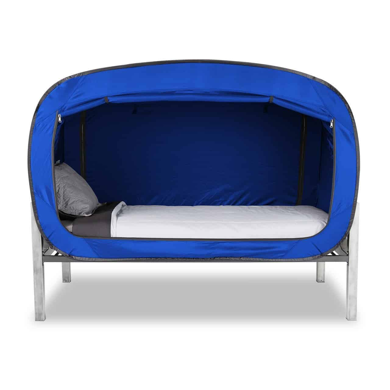 pop up bed tent review