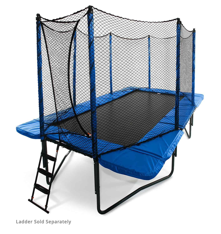 JumpSport 10'x17' StagedBounce