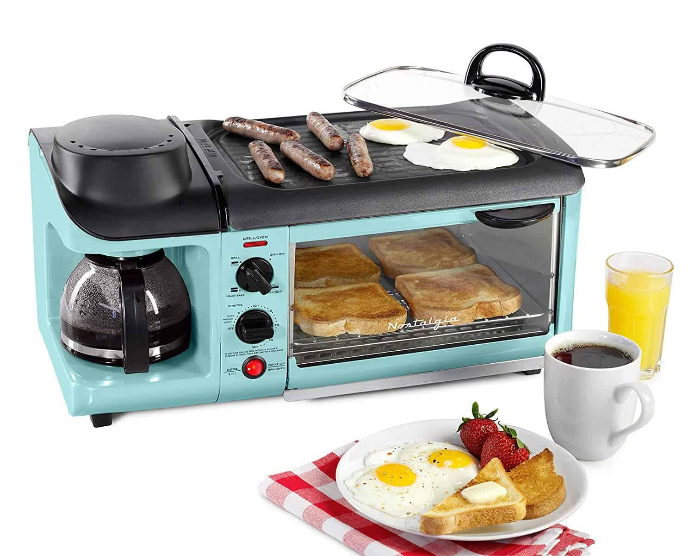 best breakfast station