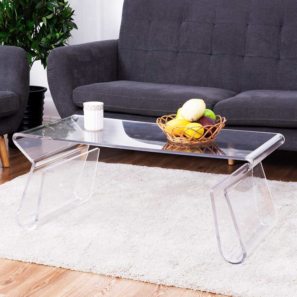 Tangkula Coffee Table