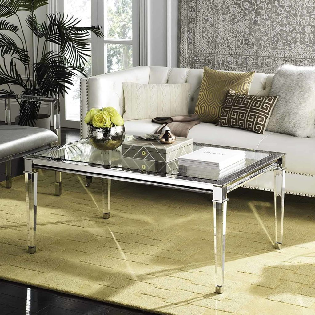 Safavieh Home Collection Charleston Coffee Table