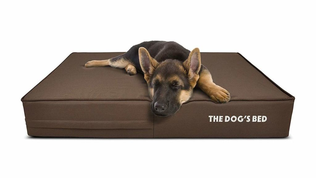 The Dog's Bed Premium Memory Foam Dog Beds