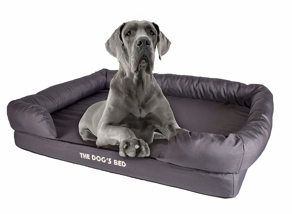 The Dog's Bed Premium Orthopedic Memory Foam Dog Beds