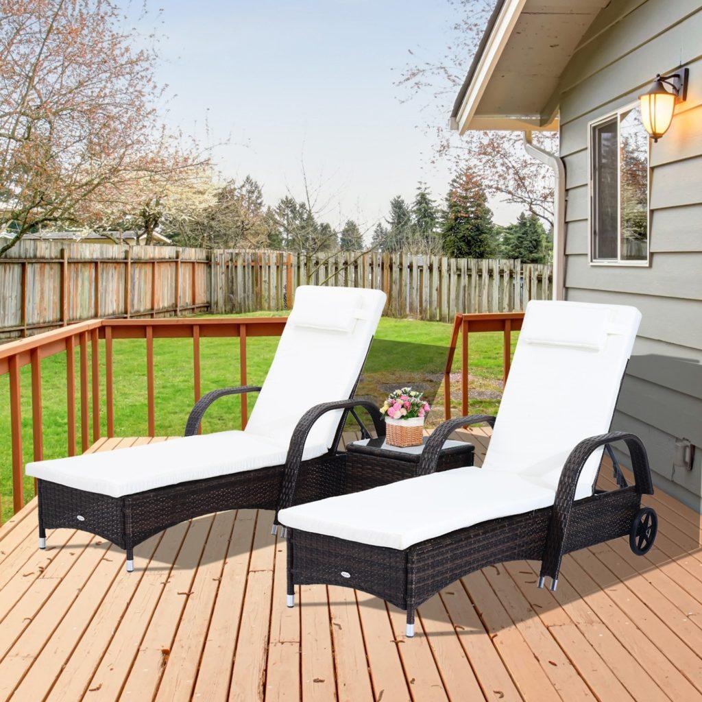 best outdoor patio lounge