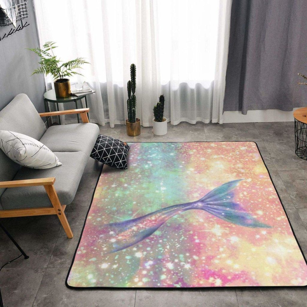 mermaid rugs