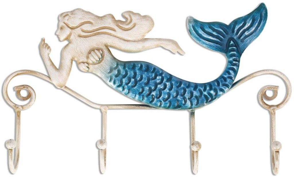 mermaid wall hanger