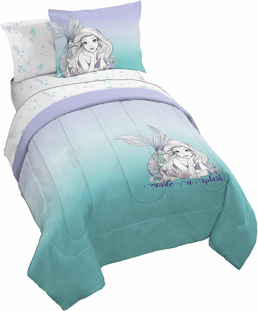 little mermaid bedding set