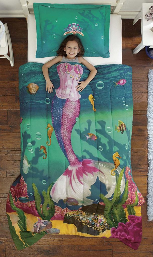 mermaid bedroom decor